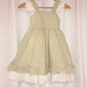 💐COUNTRY Couture (3-4) EUC gorgeous dress💐
